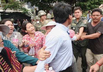Boeung Kak: turmoil continues