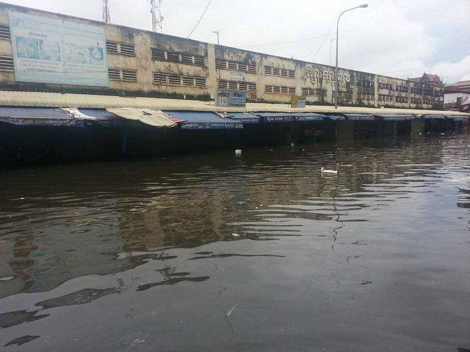 Flooding in Phnom Penh City