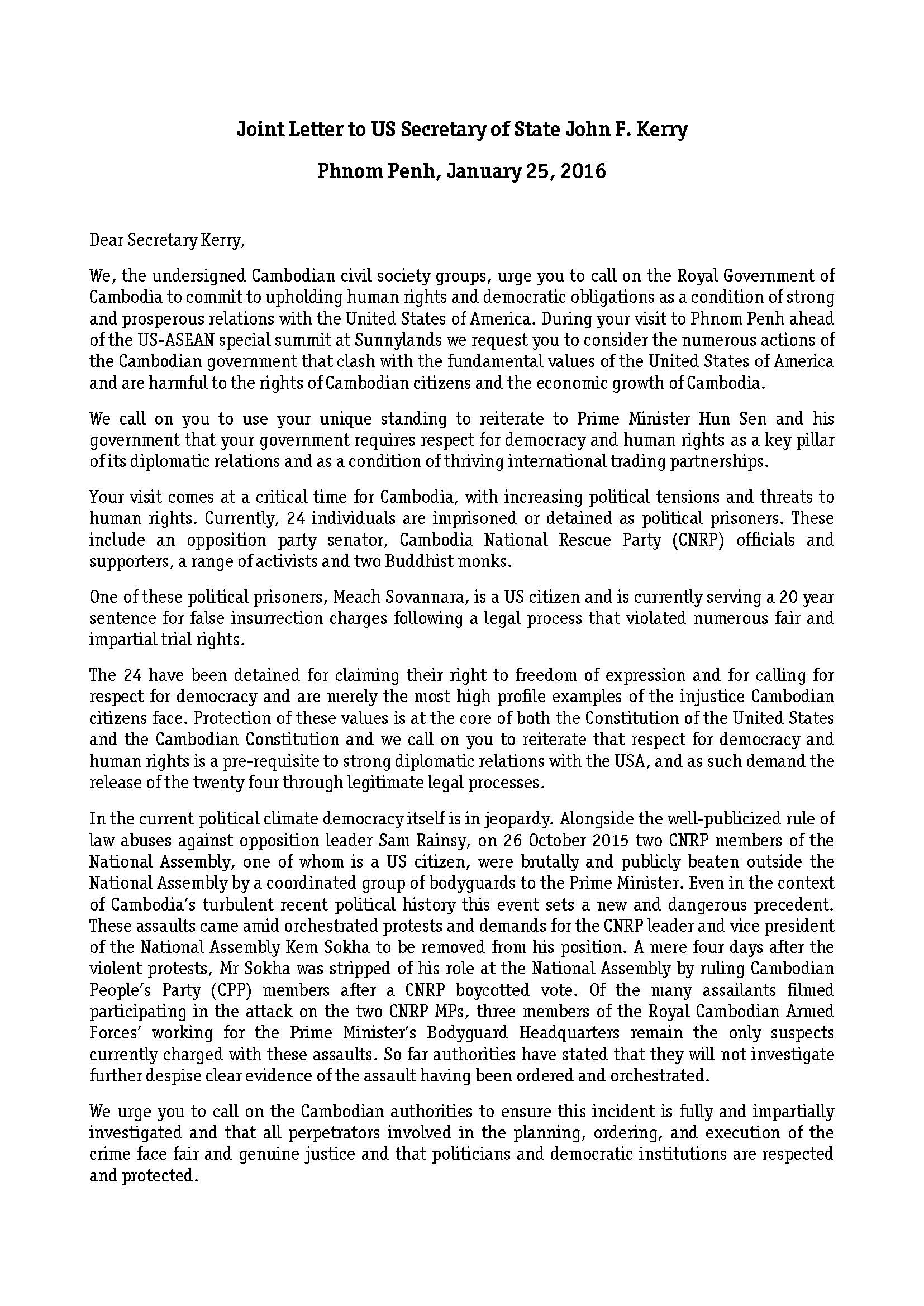 Kerry Phnom Penh letter endorsed by Union_Community and NGO_Page_1