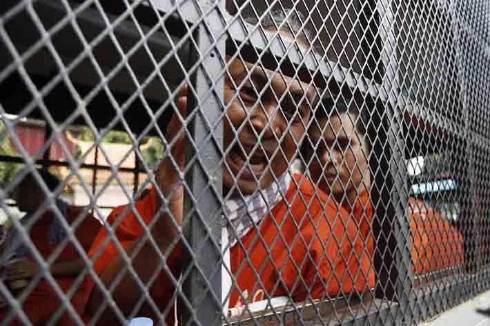 Court Extends Detention of Adhoc Officials