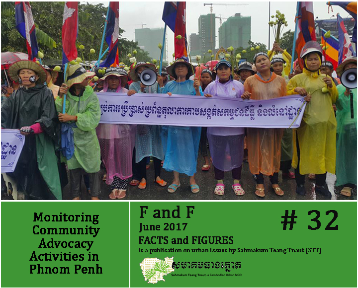 Facts and Figures #32 : Monitoring Community Activities In Phnom Penh