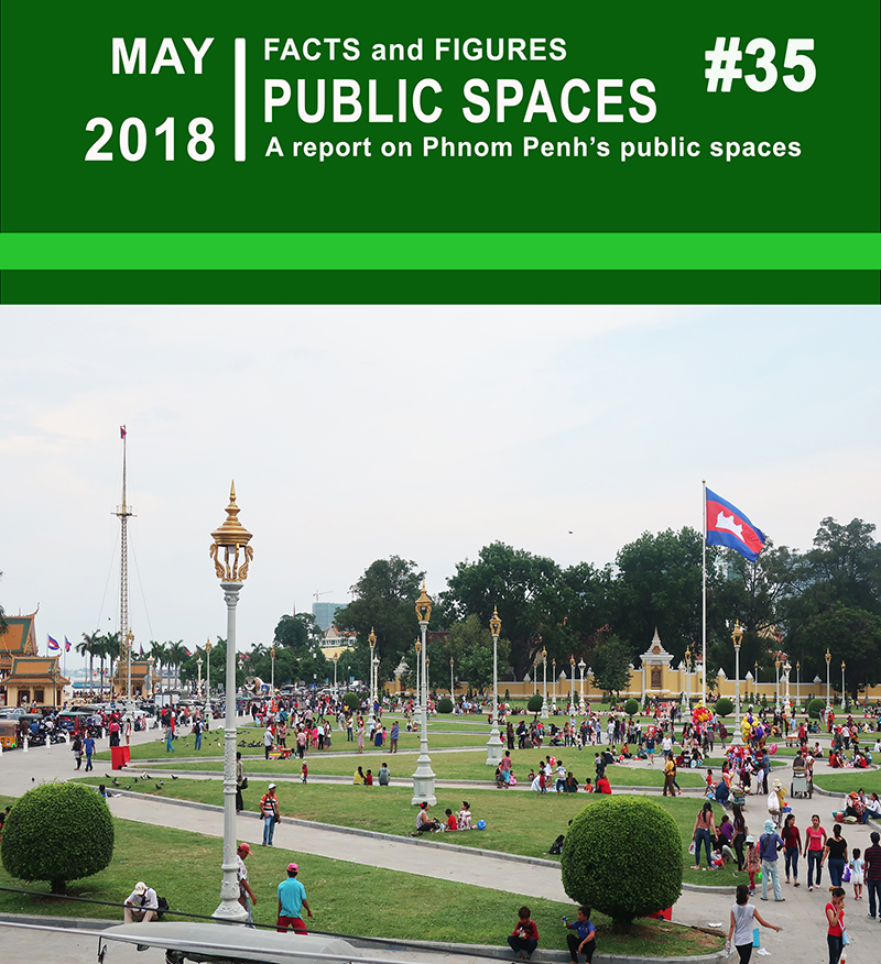 FACTS AND FIGURES #35: Public spaces in Phnom Penh