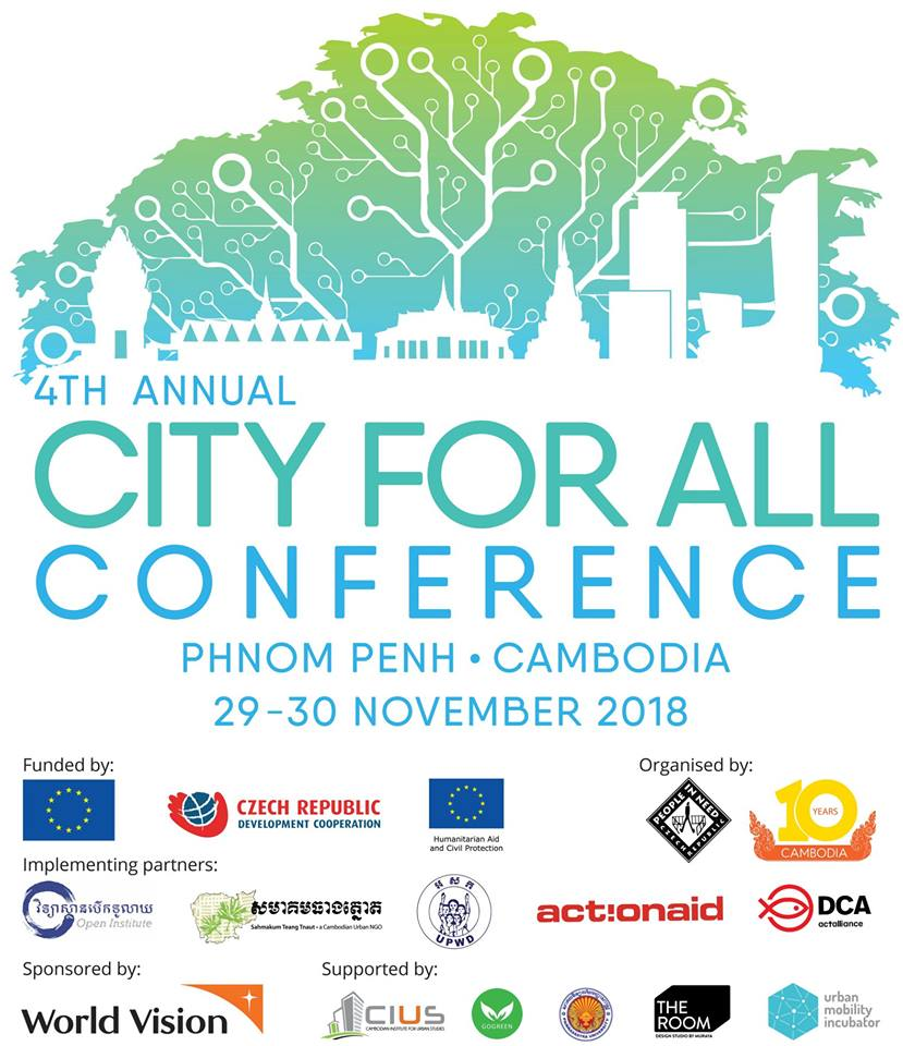 City for All Conference 2018