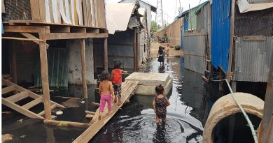 Online Photo Exhibition on the situation of Urban Poor Communities in Phnom Penh